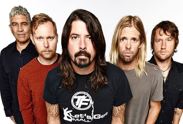 Рок-группа Foo Fighters: история и современность музыкального восхождения